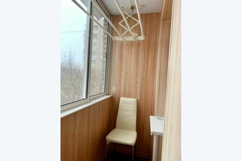 1-комн. квартира, 32 кв.м. на 2 человека, Ленинградская улица, 87, Хабаровск - Фотография 15