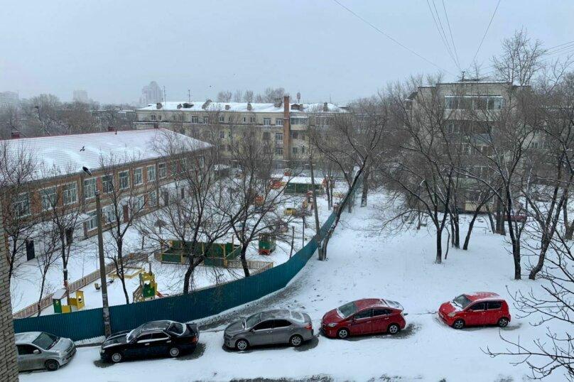 1-комн. квартира, 32 кв.м. на 2 человека, Ленинградская улица, 87, Хабаровск - Фотография 16