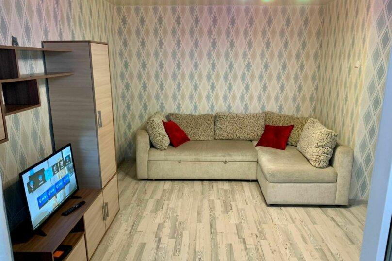 1-комн. квартира, 32 кв.м. на 2 человека, Ленинградская улица, 87, Хабаровск - Фотография 1