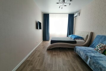 1-комн. квартира, 43 кв.м. на 4 человека, проспект Карла Маркса, 295В, Самара - Фотография 1