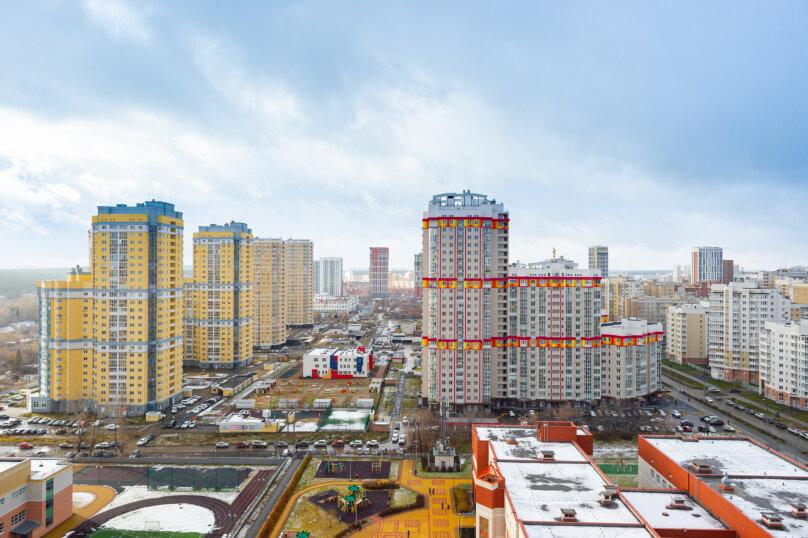 1-комн. квартира, 41 кв.м. на 4 человека, Союзная улица, 27, Екатеринбург - Фотография 2