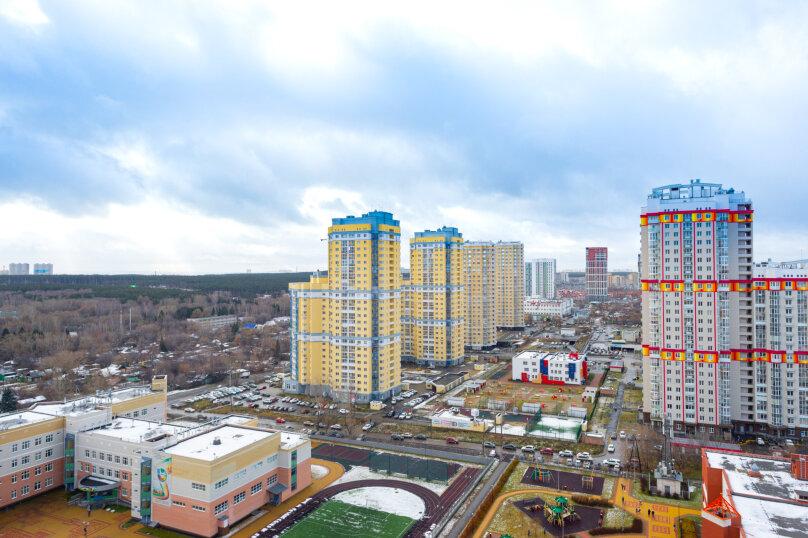 1-комн. квартира, 41 кв.м. на 4 человека, Союзная улица, 27, Екатеринбург - Фотография 4