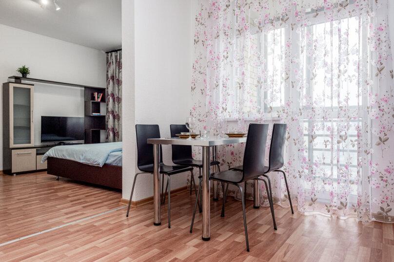 1-комн. квартира, 41 кв.м. на 4 человека, Союзная улица, 27, Екатеринбург - Фотография 16