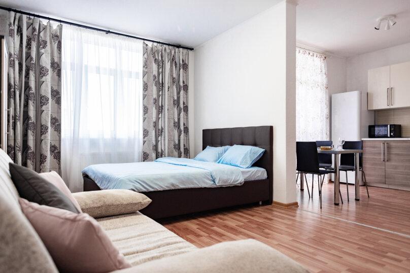 1-комн. квартира, 41 кв.м. на 4 человека, Союзная улица, 27, Екатеринбург - Фотография 23