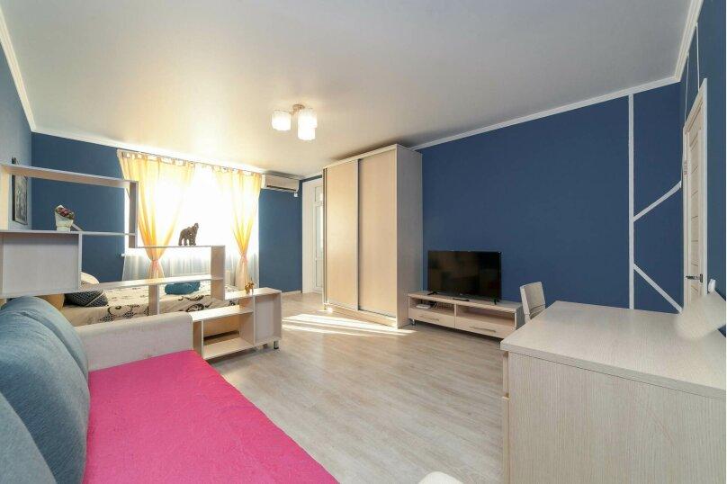 1-комн. квартира, 54 кв.м. на 3 человека, Камская улица, 29А, Симферополь - Фотография 5