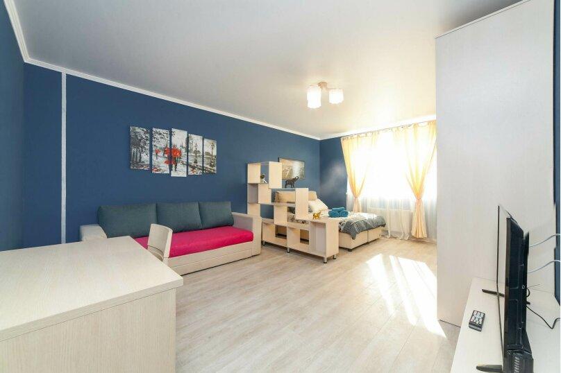 1-комн. квартира, 54 кв.м. на 3 человека, Камская улица, 29А, Симферополь - Фотография 6