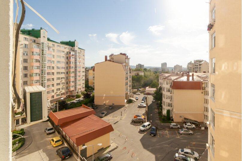 1-комн. квартира, 54 кв.м. на 3 человека, Камская улица, 29А, Симферополь - Фотография 15