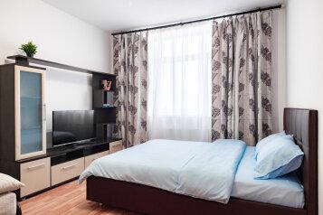 1-комн. квартира, 41 кв.м. на 4 человека, Союзная улица, 27, Екатеринбург - Фотография 1