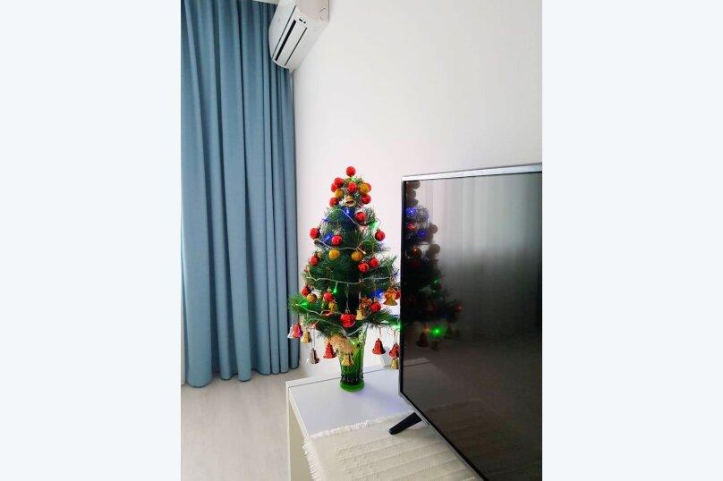 1-комн. квартира, 47 кв.м. на 3 человека, проспект Победы, 50, Евпатория - Фотография 25