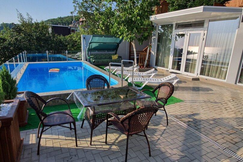 Дом, 75 кв.м. на 8 человек, 2 спальни, улица Суворова, 14, Лазаревское - Фотография 35