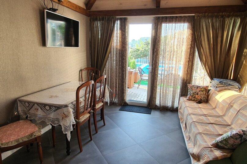 Дом, 75 кв.м. на 8 человек, 2 спальни, улица Суворова, 14, Лазаревское - Фотография 36