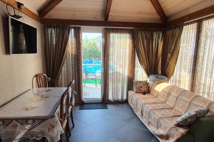 Дом, 75 кв.м. на 8 человек, 2 спальни, улица Суворова, 14, Лазаревское - Фотография 37