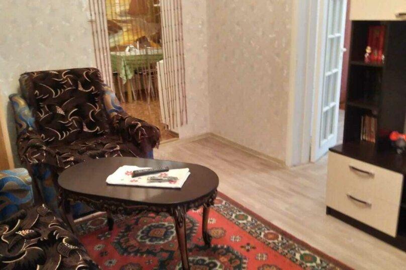 2-комн. квартира, 42 кв.м. на 5 человек, улица Шаумяна, 30, Кисловодск - Фотография 14