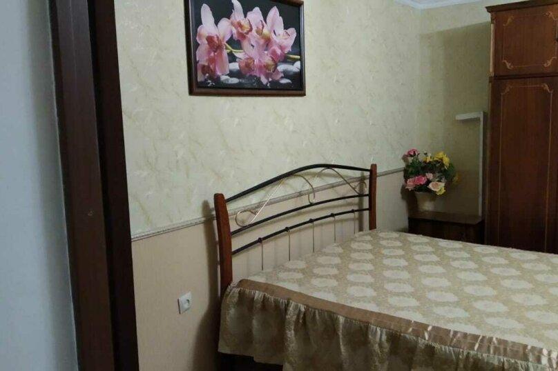 Однокомнатный четырехместный номер с ванной комнатой, улица Куйбышева, 86А, Кисловодск - Фотография 1