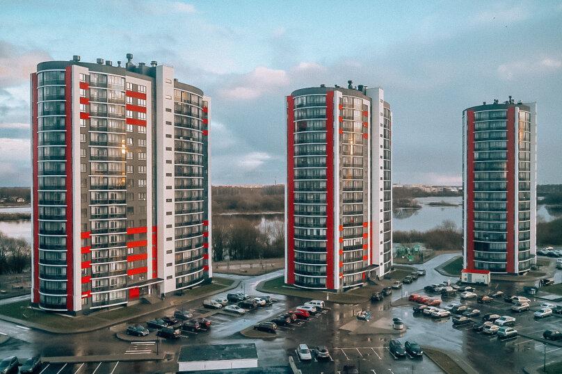 1-комн. квартира, 30 кв.м. на 2 человека, Колмовская набережная, 71Б, Великий Новгород - Фотография 2
