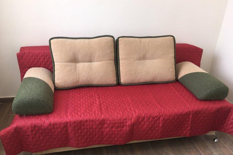 Сдам жилье в Алупке, 35 кв.м. на 5 человек, улица Калинина, 32, Алупка - Фотография 15