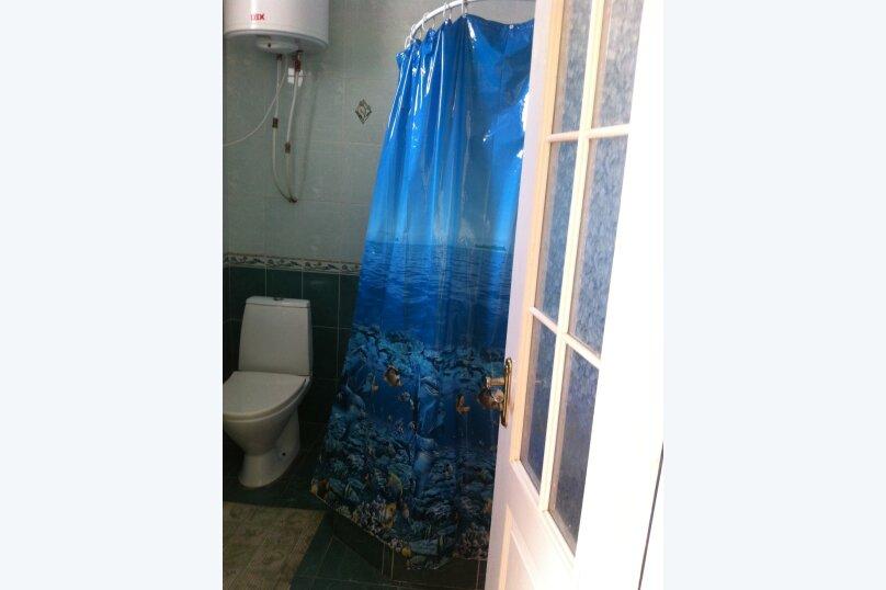 Сдам жилье в Алупке, 45 кв.м. на 6 человек, 2 спальни, улица Калинина, 32, Алупка - Фотография 12