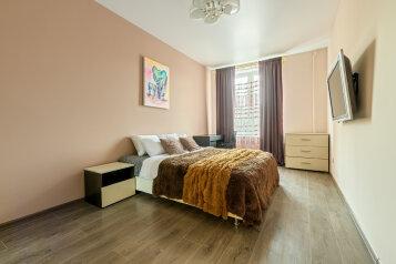 2-комн. квартира, 60 кв.м. на 6 человек, Ленинский проспект, 176, Санкт-Петербург - Фотография 1