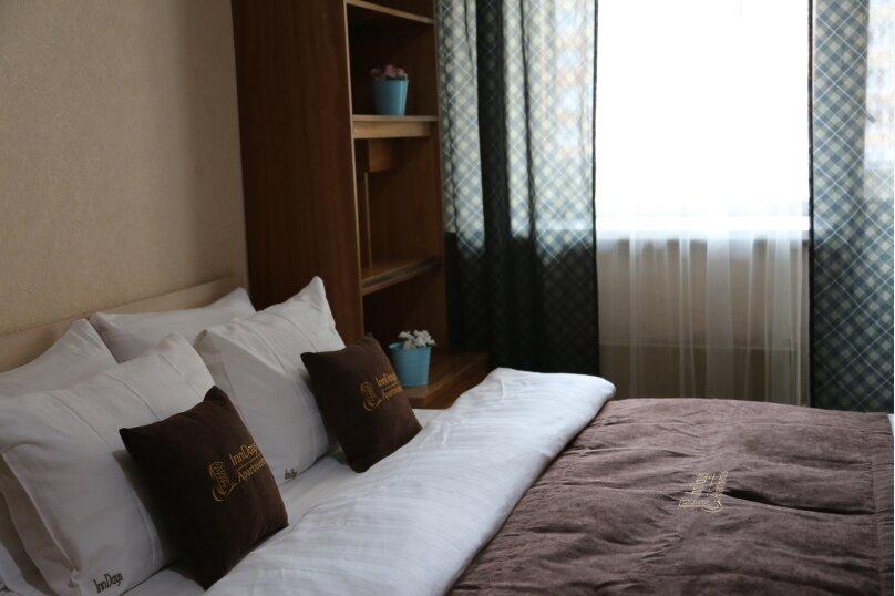 1-комн. квартира, 38 кв.м. на 4 человека, Колхозная улица, 16к2, Подольск - Фотография 1