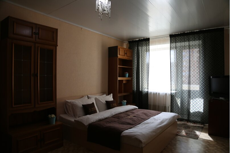 1-комн. квартира, 38 кв.м. на 4 человека, Колхозная улица, 16к2, Подольск - Фотография 2