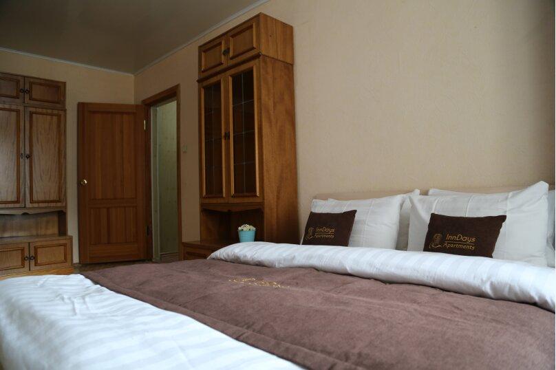 1-комн. квартира, 38 кв.м. на 4 человека, Колхозная улица, 16к2, Подольск - Фотография 3
