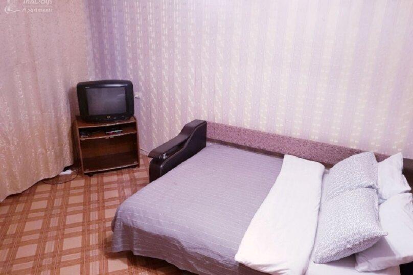 2-комн. квартира, 55 кв.м. на 6 человек, улица Ульяновых, 19, Подольск - Фотография 2