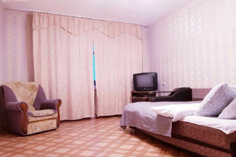 2-комн. квартира, 55 кв.м. на 6 человек, улица Ульяновых, 19, Подольск - Фотография 3