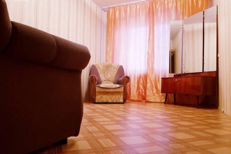 2-комн. квартира, 55 кв.м. на 6 человек, улица Ульяновых, 19, Подольск - Фотография 4