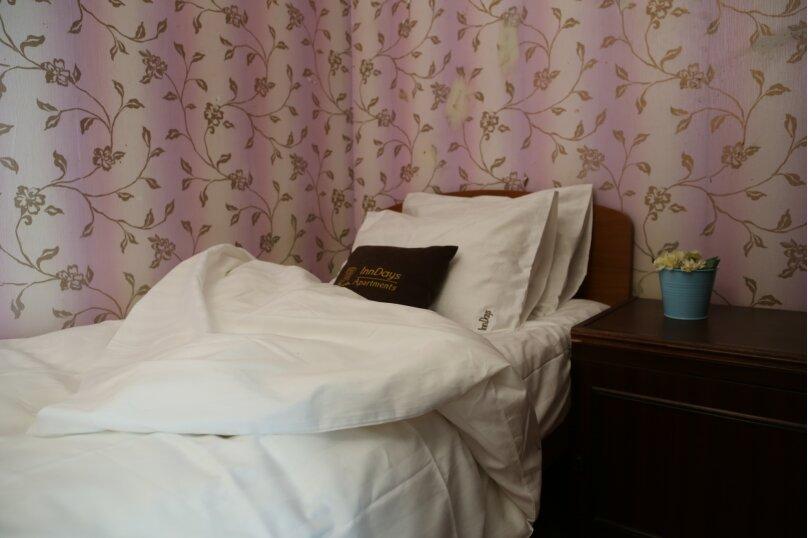 1-комн. квартира, 39 кв.м. на 4 человека, улица 50 лет ВЛКСМ, 18, Подольск - Фотография 11