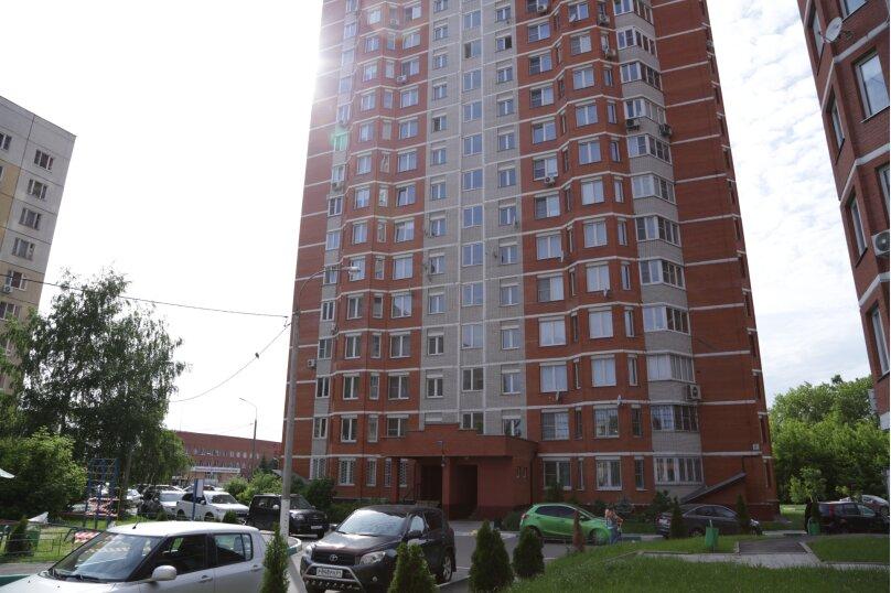 1-комн. квартира, 39 кв.м. на 4 человека, улица 50 лет ВЛКСМ, 18, Подольск - Фотография 12