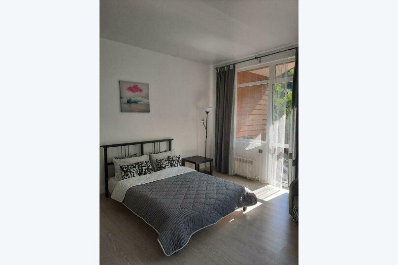 1-комн. квартира, 41 кв.м. на 4 человека, Берёзовая улица, 24, Эстосадок, Красная Поляна - Фотография 18