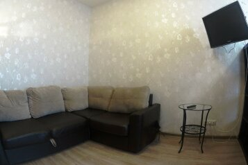 2-комн. квартира, 50 кв.м. на 4 человека, улица Челюскинцев, 3, Новосибирск - Фотография 1