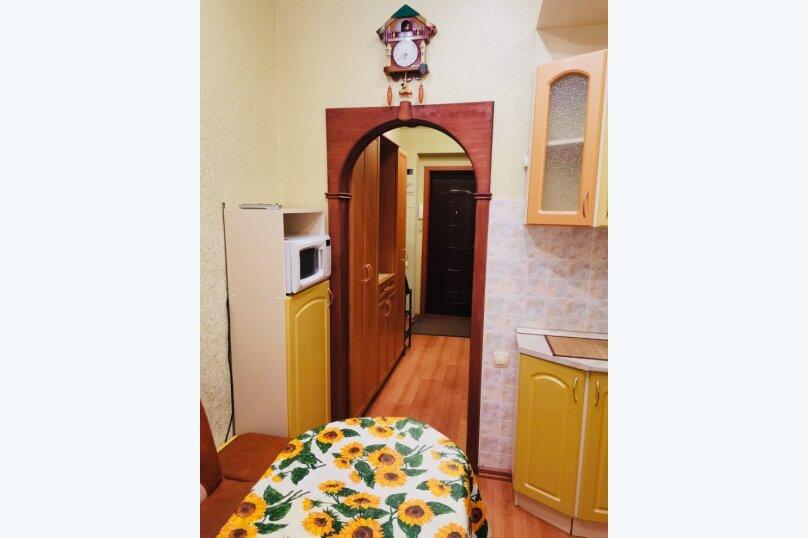 1-комн. квартира, 38 кв.м. на 3 человека, улица Подольских Курсантов, 6, Подольск - Фотография 2
