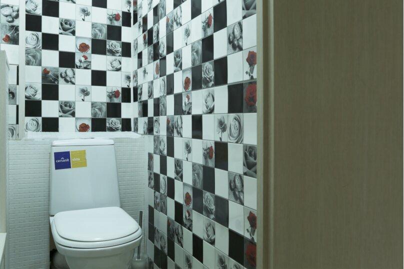 2-комн. квартира, 50 кв.м. на 5 человек, улица Чернышевского, 1А/37, Подольск - Фотография 7