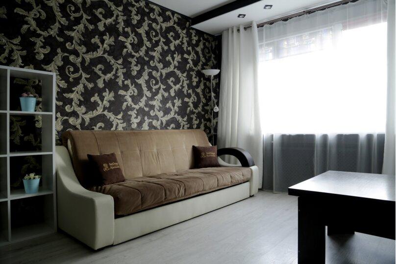 2-комн. квартира, 50 кв.м. на 5 человек, улица Чернышевского, 1А/37, Подольск - Фотография 14