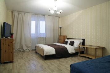 1-комн. квартира, 37 кв.м. на 4 человека, Большая Серпуховская улица, 14В, Подольск - Фотография 1