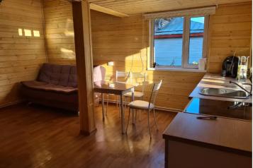 Дом, 30 кв.м. на 5 человек, 1 спальня, улица Антикайнена, 10 кв 4, Сортавала - Фотография 1