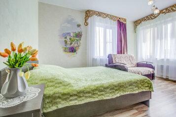 1-комн. квартира, 40 кв.м. на 4 человека, Ленинский проспект, 124Б, Воронеж - Фотография 1