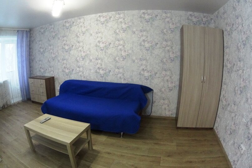 1-комн. квартира, 36 кв.м. на 2 человека, улица Блюхера, 43, Новосибирск - Фотография 1