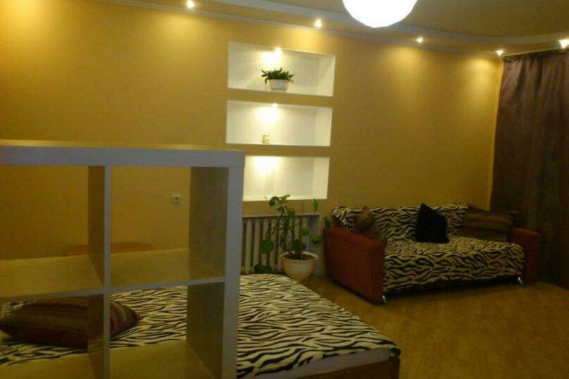 1-комн. квартира, 36 кв.м. на 4 человека, проспект Карла Маркса, 9, Новосибирск - Фотография 2