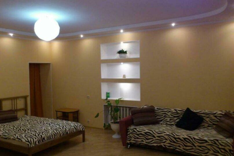 1-комн. квартира, 36 кв.м. на 4 человека, проспект Карла Маркса, 9, Новосибирск - Фотография 3