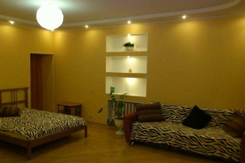 1-комн. квартира, 36 кв.м. на 4 человека, проспект Карла Маркса, 9, Новосибирск - Фотография 5