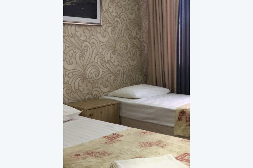 Односпальная кровать в общем номере с 2 кроватями, Автозаводское шоссе, 11, Тольятти - Фотография 1