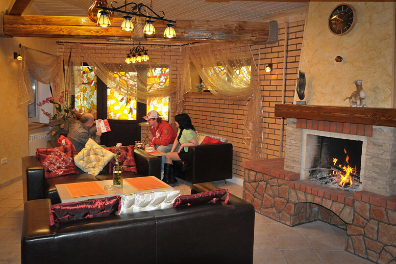 Гостиница «Патио», Автозаводское шоссе, 11 на 14 номеров - Фотография 23