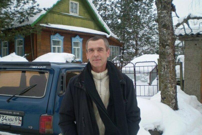 Дом на озёрах, 60 кв.м. на 12 человек, 2 спальни, деревня Новики, №4, Андреаполь - Фотография 9
