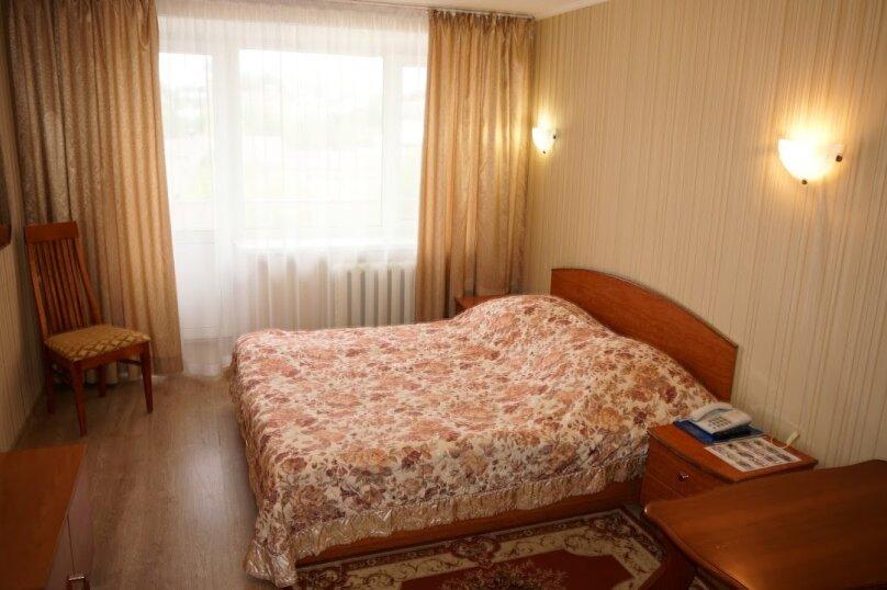 СТАНДАРТ с одной двуспальной кроватью, Набережная улица, 9, Иваново - Фотография 1