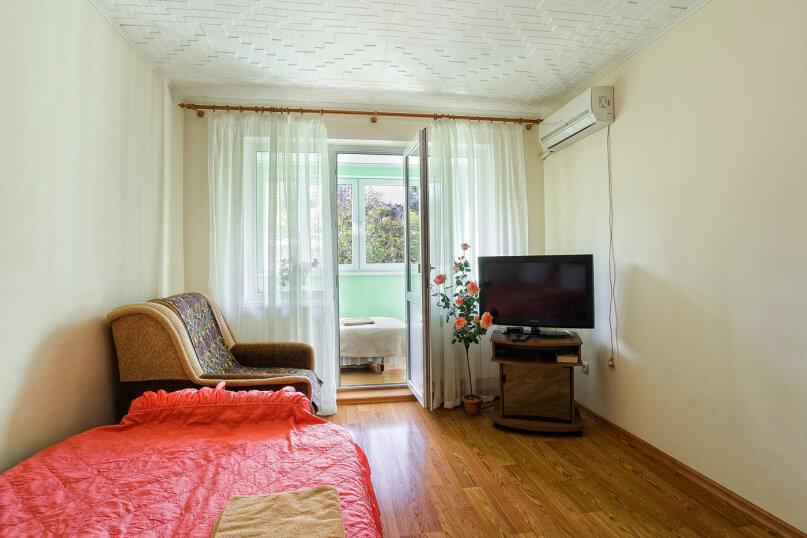 1-комн. квартира, 38 кв.м. на 3 человека, Блюхера , 10, Ялта - Фотография 2