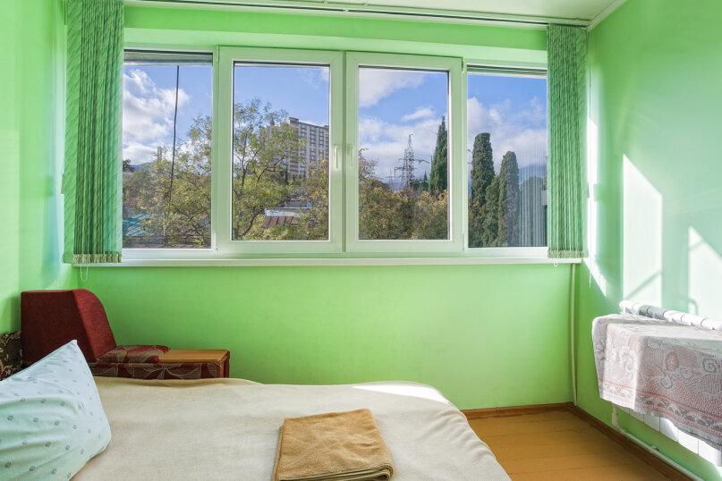 1-комн. квартира, 38 кв.м. на 3 человека, Блюхера , 10, Ялта - Фотография 4