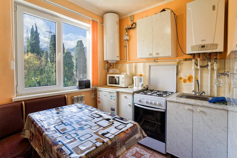 1-комн. квартира, 38 кв.м. на 3 человека, Блюхера , 10, Ялта - Фотография 10