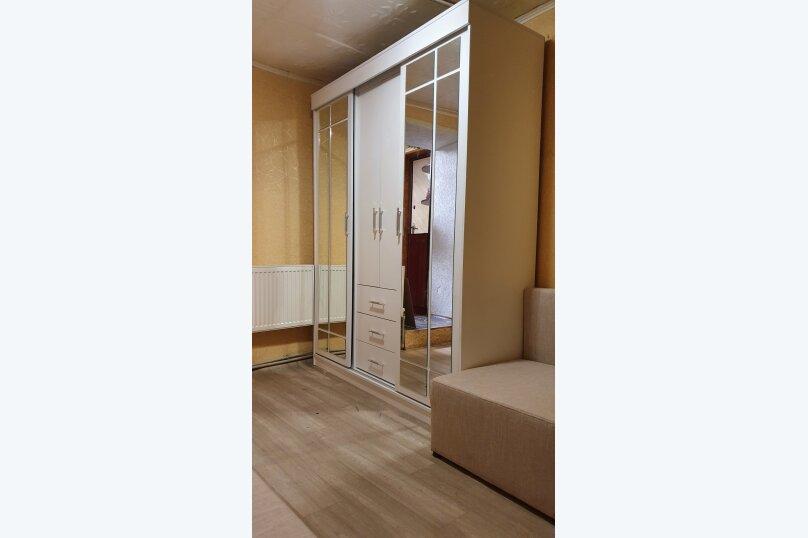 Дом в общем дворе (квартира на земле), 36 кв.м. на 5 человек, 2 спальни, улица Мориса Тореза, 9, Евпатория - Фотография 16